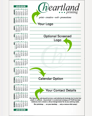 notepad printing mississauga
